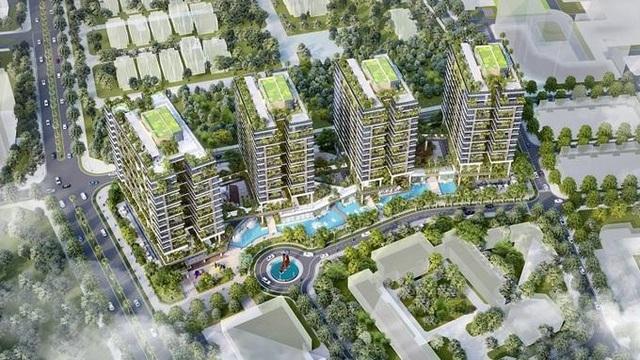 Vườn thẳng đứng: Xu hướng thiết kế xanh của tương lai - 3