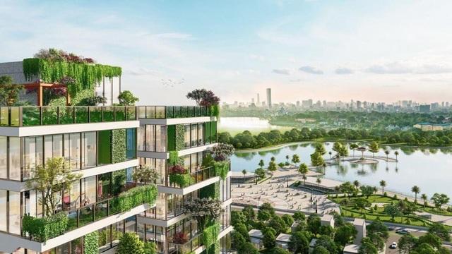 Vườn thẳng đứng: Xu hướng thiết kế xanh của tương lai - 4