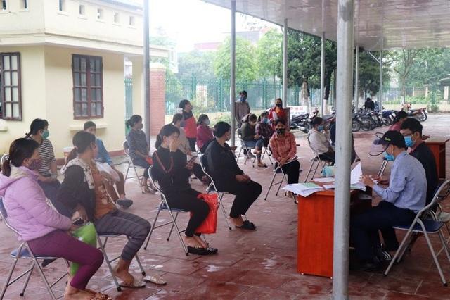 Hà Nam: Chi hơn 3 tỷ đồng cho lao động tự do gặp khó vì dịch Covid-19 - 1