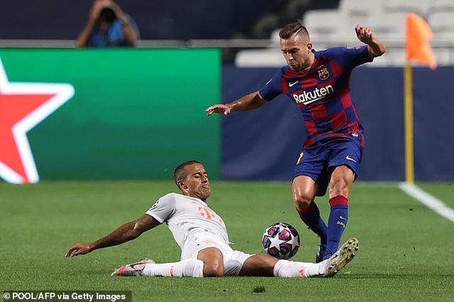 Barcelona có nguy cơ tái ngộ Bayern Munich ở vòng knock-out - 1