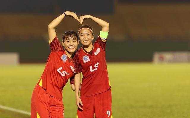 TPHCM đăng quang sớm 1 vòng đấu tại giải bóng đá nữ vô địch quốc gia - 2