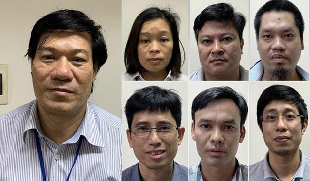 Cựu Giám đốc CDC Hà Nội thổi giá thiết bị chống dịch Covid-19 hầu tòa - 2