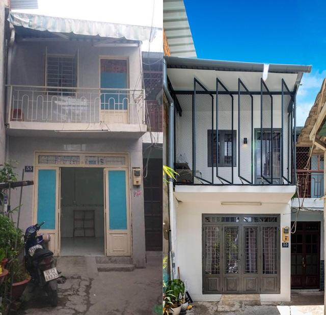 Căn nhà 17m2 của vợ chồng Sài Gòn lột xác đẹp khó tin chỉ 290 triệu đồng - 1