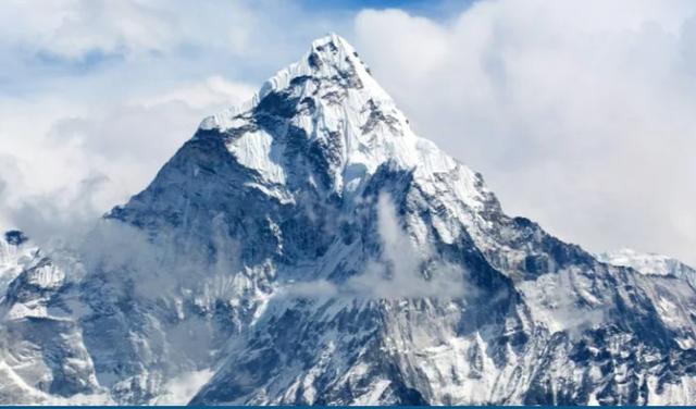 Đỉnh Everest thực sự cao bao nhiêu? - 1