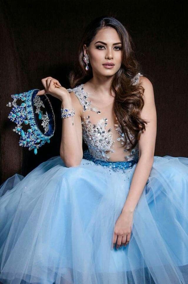 Khánh Vân của Việt Nam được dự đoán lọt top 5 Hoa hậu Hoàn vũ 2021 - 3