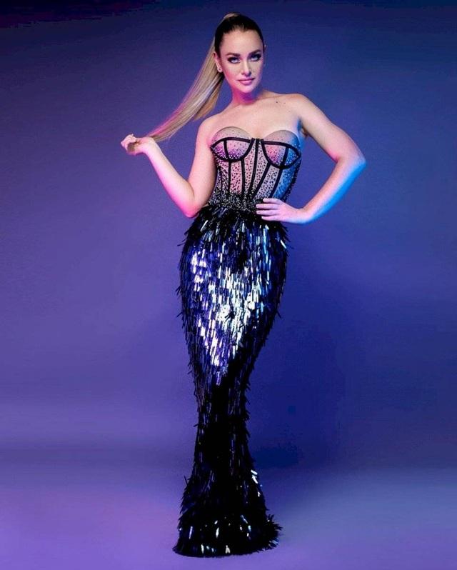 Khánh Vân của Việt Nam được dự đoán lọt top 5 Hoa hậu Hoàn vũ 2021 - 5