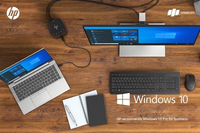 HP EliteBook 835/845 G7: Nâng cấp toàn diện, giá hấp dẫn, bảo hành 3 năm - 1