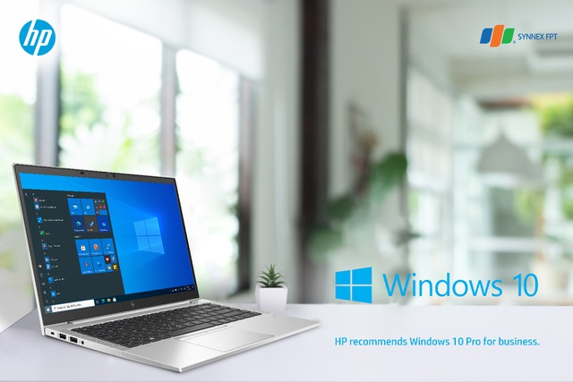 HP EliteBook 835/845 G7: Nâng cấp toàn diện, giá hấp dẫn, bảo hành 3 năm - 4