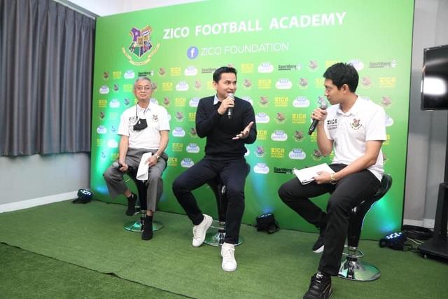HLV Kiatisuk mở học viện bóng đá, sẵn sàng rời Thái Lan để sang HA Gia Lai - 3