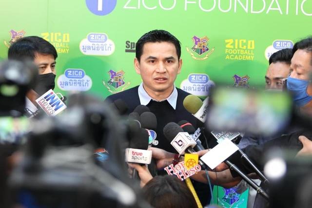Báo Thái Lan nhận định bất ngờ về đối thủ của HLV Kiatisuk tại V-League - 2