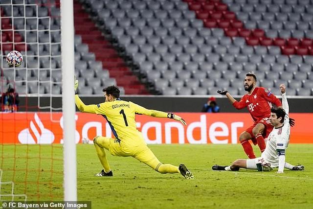 Theo chân Bayern Munich, Atletico giành vé đi tiếp ở Champions League - 1