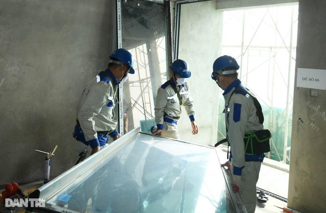 Ấn tượng cuộc thi làm thật, thi thật dành cho thợ giỏi ngành xây dựng - 11