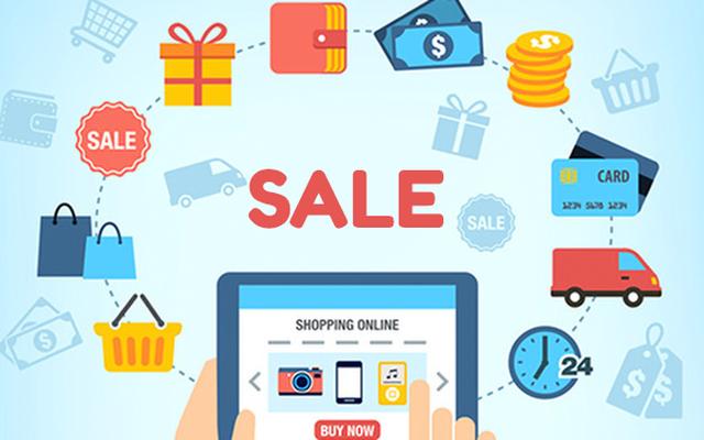 Săn sale online mùa cuối năm, cảnh giác với giá siêu rẻ, sale ảo - 1