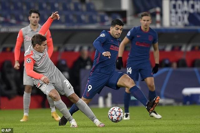 Theo chân Bayern Munich, Atletico giành vé đi tiếp ở Champions League - 4