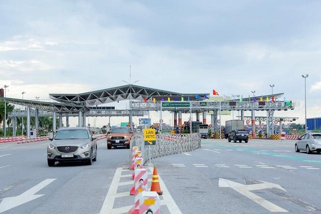 Dự án thu phí không dừng trước lệnh đóng cửa trạm BOT chậm tiến độ - 2