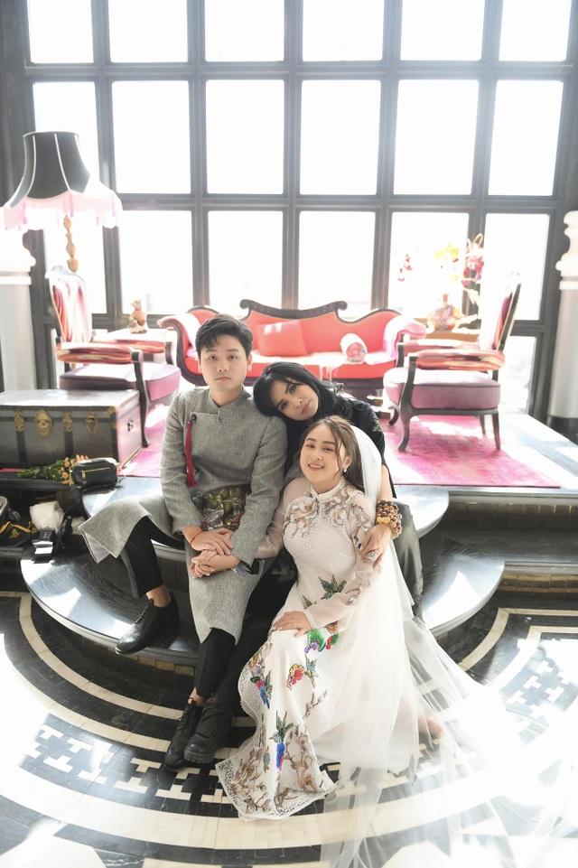 Con gái diva Thanh Lam sắp kết hôn - 1