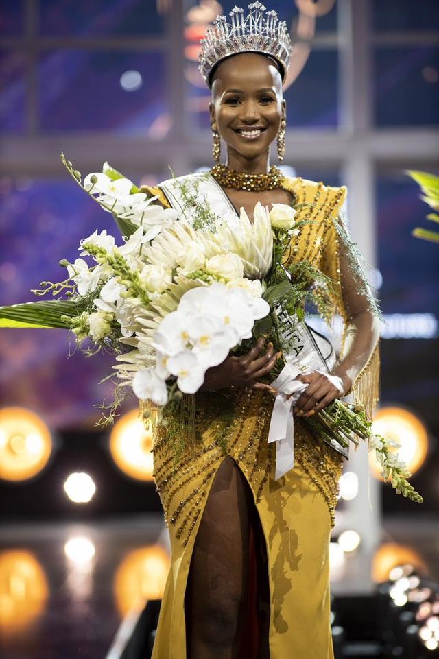 Nhan sắc cá tính của hoa hậu trọc đầu người Nam Phi - 2