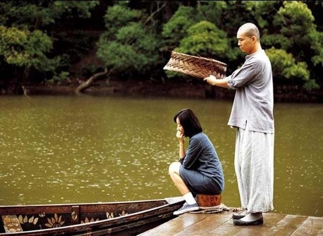 Xuân, hạ, thu, đông... rồi lại xuân: Tuyệt phẩm điện ảnh của Kim Ki-duk - 6