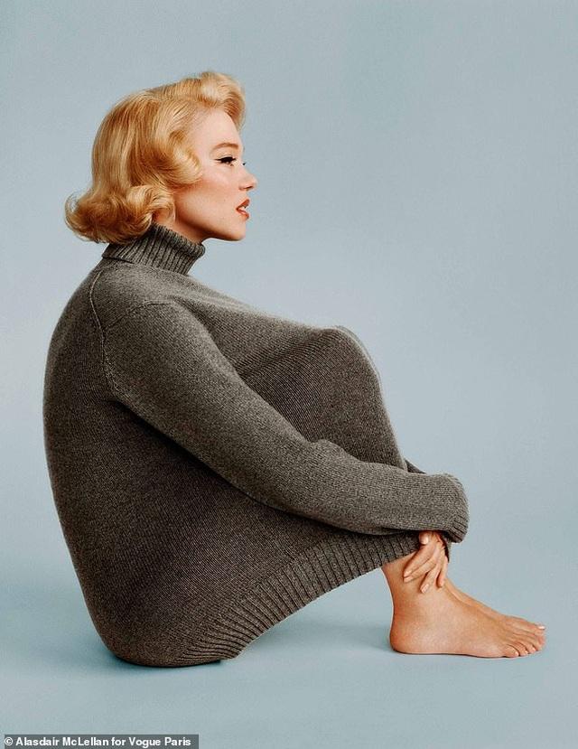 Nhan sắc Pháp hóa thân ngoạn mục thành biểu tượng gợi cảm Marilyn Monroe - 3