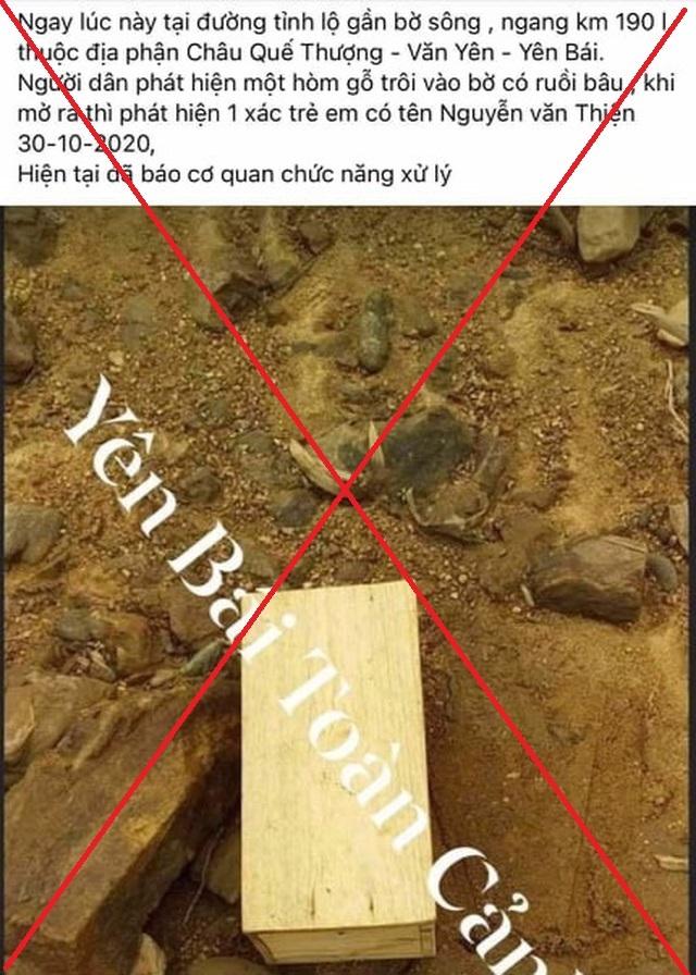 Xôn xao hình ảnh hòm gỗ trôi sông, bên trong chứa bùa ngải - 2