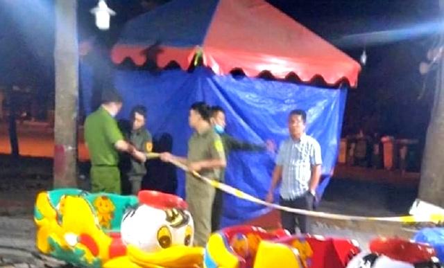 Bé trai bị điện giật tử vong trong khu vui chơi trẻ em - 1
