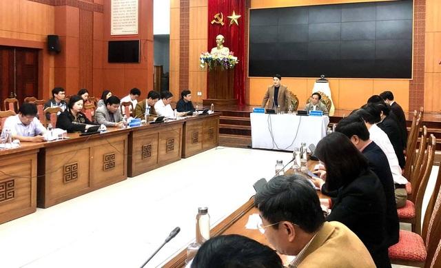 Bàn phương án sáp nhập Trường Đại học Quảng Nam vào Đại học Đà Nẵng - 1
