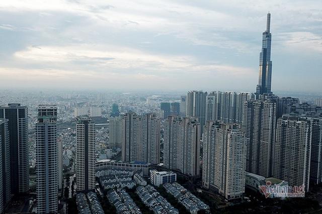 Cận cảnh loạt chung cư cao cấp bóp nghẹt hơn 3 km đường ở TPHCM - 5