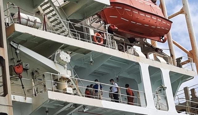 Ngăn chặn nguy cơ Covid-19 xâm nhập qua cảng biển - 1