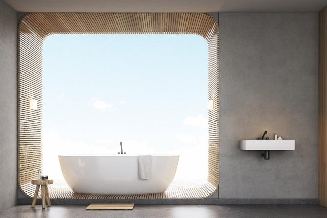 Mách bạn cách biến phòng tắm thành thiên đường thư giãn - 3