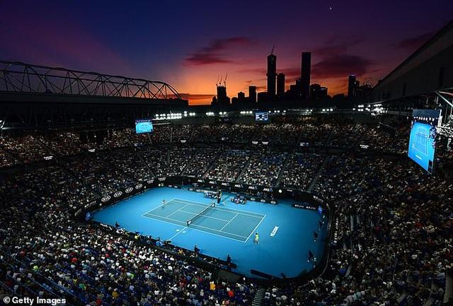 Các tay vợt phải xét nghiệm Covid-19 khi dự Australian Open 2021 - 2