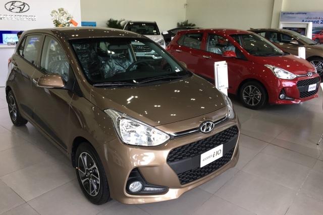 Top ôtô bán chạy tháng 11: Xe gầm cao lên ngôi, Grand i10 rượt đuổi Fadil - 2