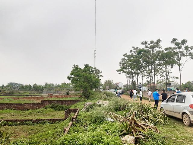 Hà Nội: Đất nền Hòa Lạc tiếp tục căng hơi - 1