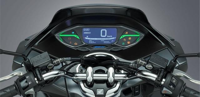 Honda trình làng PCX 160 và PCX e:HEV - 2