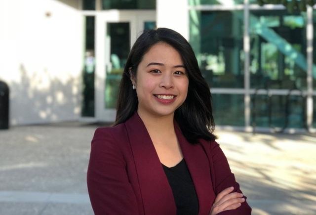 Người gốc Việt 25 tuổi thành nữ thị trưởng da màu trẻ nhất California - 1