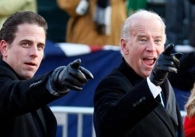 Cuộc điều tra con trai làm khó ông Biden trước ngưỡng cửa Nhà Trắng - 1