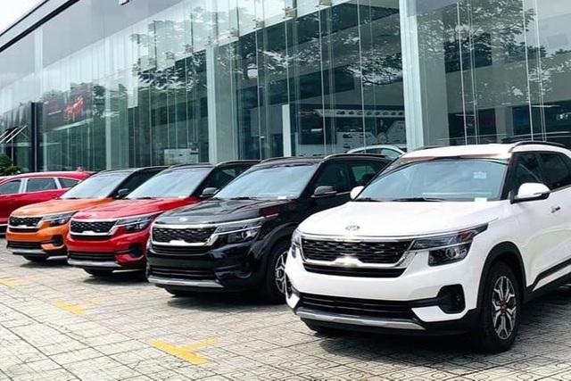 Top ôtô bán chạy tháng 11: Xe gầm cao lên ngôi, Grand i10 rượt đuổi Fadil - 1