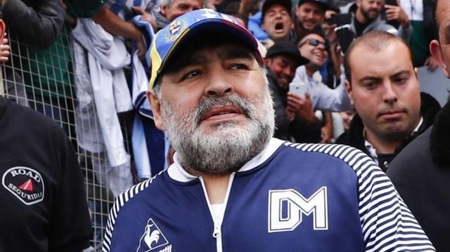 Maradona suy sụp và đã dự cảm xấu về cái chết của mình - 2