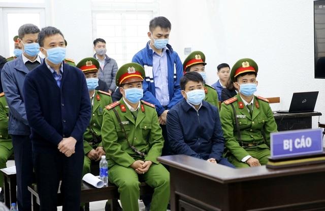 Vì sao ông Nguyễn Đức Chung được tuyên dưới mức thấp nhất khung hình phạt? - 1