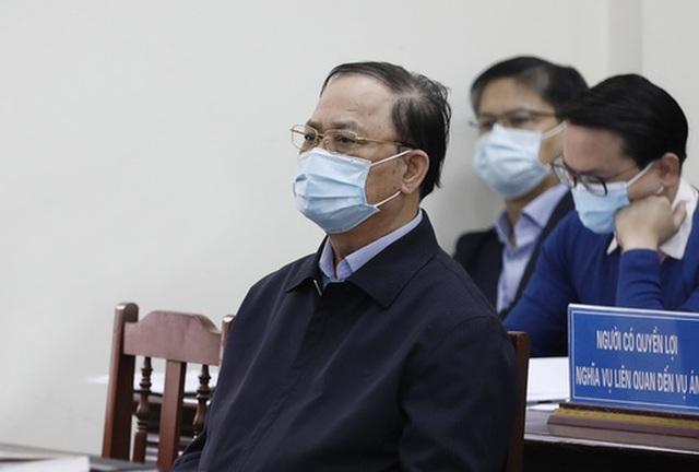 Đề nghị không cho cựu Đô đốc Nguyễn Văn Hiến hưởng án treo - 2