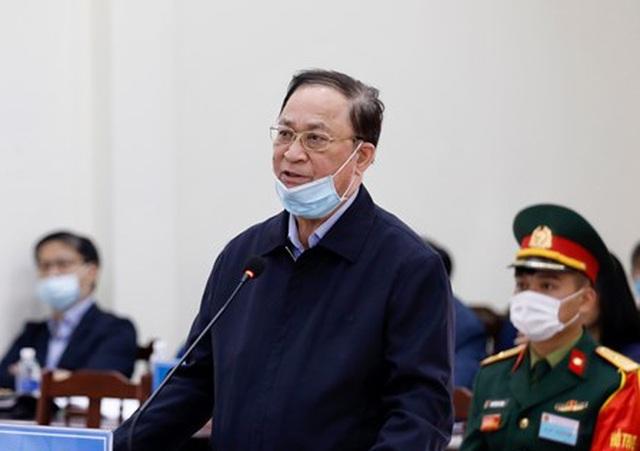 Cựu Đô đốc Nguyễn Văn Hiến được giảm 6 tháng tù giam - 2