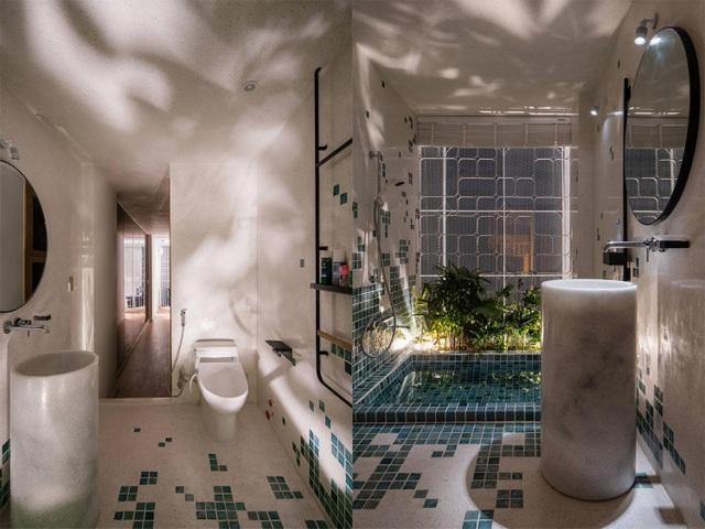 Nhà màu trắng đẹp như ở trời Âu, nổi bật nhất phố Sài Gòn - 12