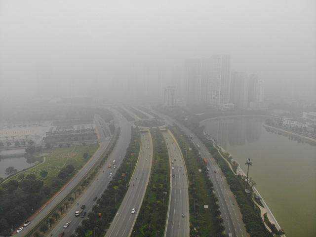 Hà Nội: Trong mùa đông, những đợt ô nhiễm không khí sẽ tiếp tục diễn ra - 1