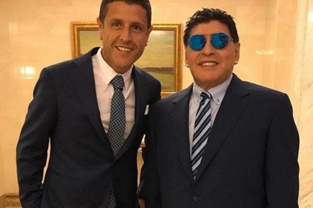 Maradona suy sụp và đã dự cảm xấu về cái chết của mình - 1