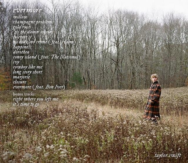 Taylor Swift bất ngờ mặc váy cô dâu, tung album thứ 9 - 3