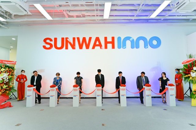 Tập đoàn Sunwah kỷ niệm 50 năm hoạt động tại Việt Nam và Khánh thành Trung tâm Đổi mới Sáng tạo Sunwah TP. Hồ Chí Minh - 3