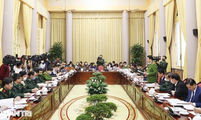 Công bố Lệnh của Chủ tịch Nước về 7 luật vừa được Quốc hội thông qua - 1