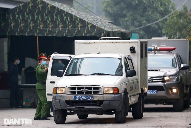 Cựu Chủ tịch Hà Nội Nguyễn Đức Chung hầu tòa - 3