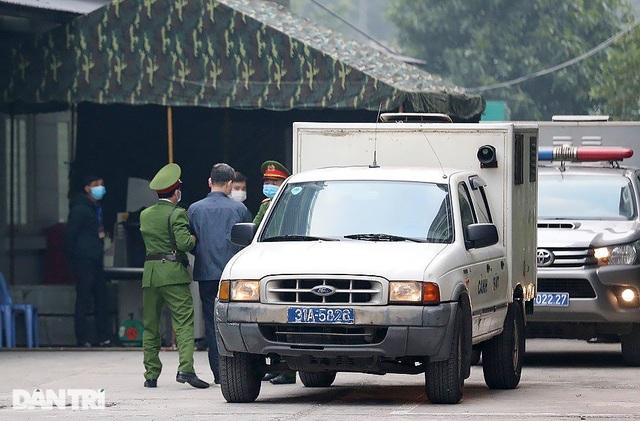 Cựu Chủ tịch Hà Nội Nguyễn Đức Chung hầu tòa - 1