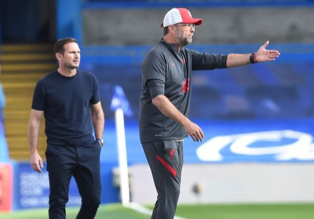HLV Lampard: Chelsea chưa phải ứng viên vô địch Premier League - 3