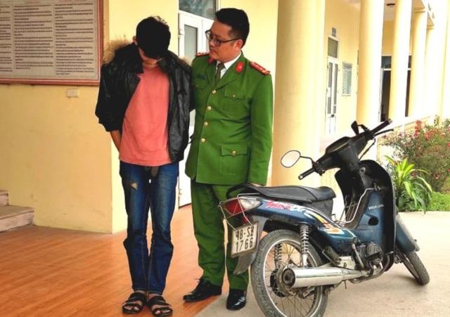 Cướp tài sản, chém người ở Hà Nội, bị bắt tại Thanh Hóa